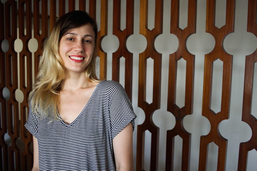 Ana Garcia - Foto Hannah Carvalho