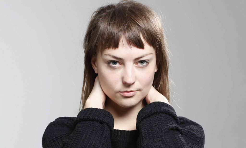Angel Olsen photographed in London this month.